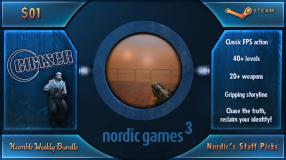 Humble Bundle: Trailer zum Nordic Games 3-Bundle