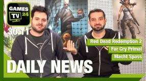 Red Dead Redemption 2, Gears of War 4 PC, Fallout 4 - Video-News