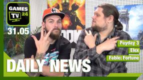 Payday 3, Star Citizen, Elex, Fable: Fortune - Video-News vom 31. Mai