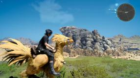 Final Fantasy 15: Neues Gameplay-Video zeigt Chocobos