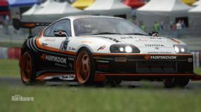 Asetto Corsa 1.6 Japanese Pack: Toyota Supra MK IV Time Attack auf Nürburgring GP