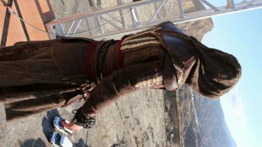 Assassin's Creed - Film: Stuntman wagt den Todessprung aus 38 Metern - Behind the Scenes-Video
