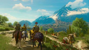The Witcher 3: Game of the Year-Edition im Release-Trailer - Geralt auf der Jagd