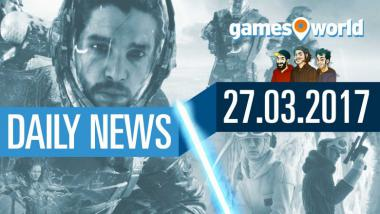Starcraft Remastered, Call of Duty: World War 2, EA-Play-Spiele: Video-News am 27. März