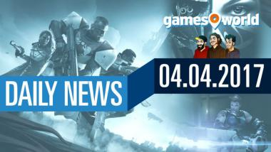 Skandal um Mass Effect: Andromeda, Overwatch, Dishonored 2: Video-News am 4. April