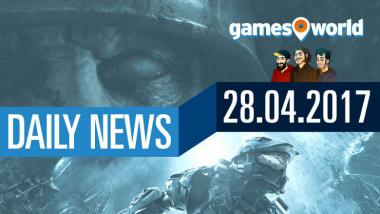 Halo 6, Final Fantasy 15, Nintendo Switch, CoD: WW2: Video-News am 28. April