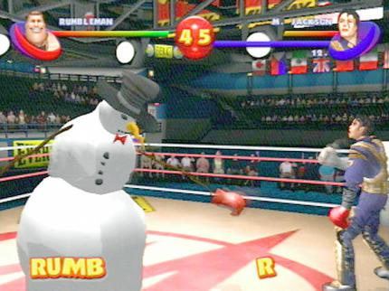 Ready 2 Rumble: Round 2 - Cheats