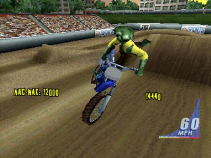 Supercross 2001 - Movelist