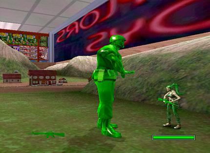 Army Men: Sarge's Heroes 2- Cheats