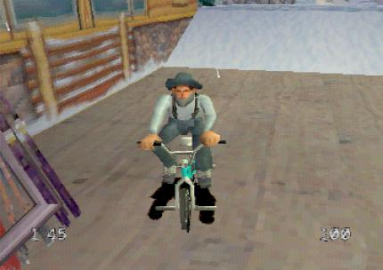 Dave Mirra Freestyle BMX: Maximum Remix - Cheats
