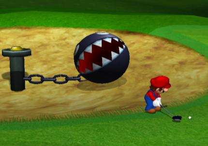 Mario Golf Toadstool Tour - Cheat
