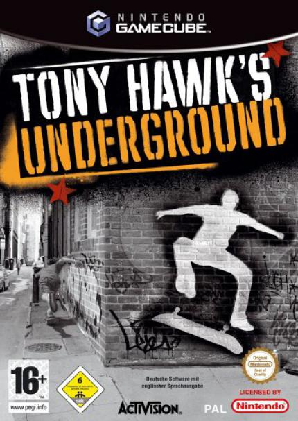 Tony Hawk´s Underground Cheats