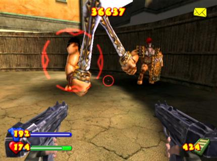 Serious Sam Next Encounter - Action-Replay-Codes