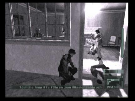 Splinter Cell: Pandora Tomorrow Teil 1 + 2