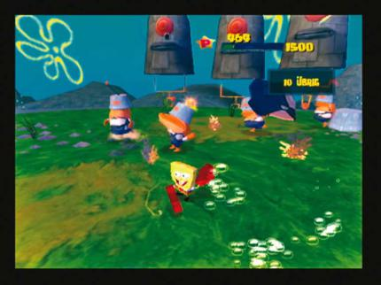 Spongebob Spiel