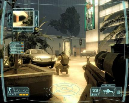 Ghost Recon 3: Screenshots