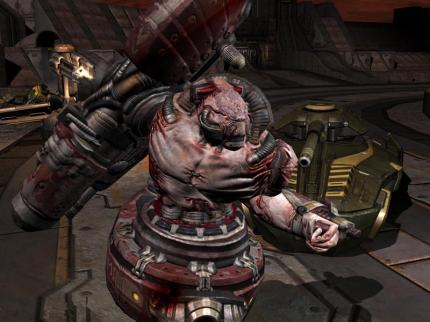Quake 4: Screens & Solo-Video