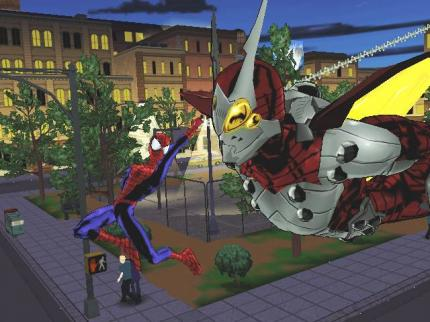 Ultimate Spider-Man: Charakter-Bilder