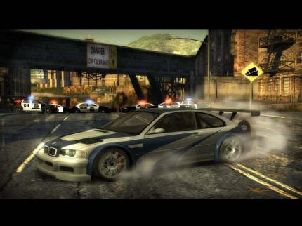 NfS Most Wanted auch als Black Edition