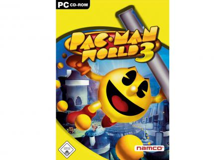 Pac-Man World 3: Pac-Man mit Fäusten