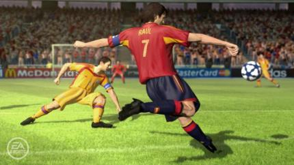FIFA 06 Road to Worldcup: Neue Live-Modes
