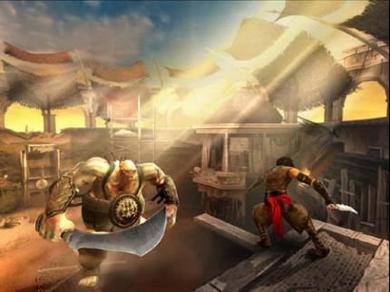 Prince of Persia: Website online