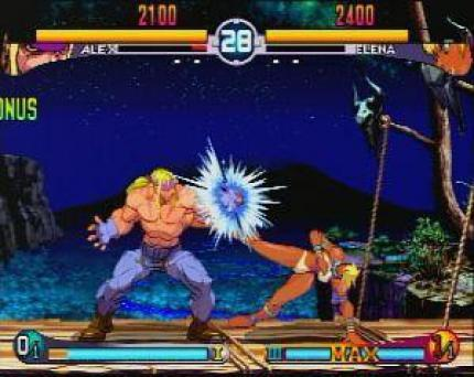 Street Fighter Alpha 3 Max für PSP