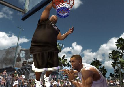 And 1 Streetball - Cheat