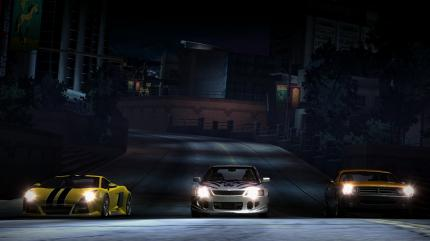 Need for Speed: Carbon - Cheats