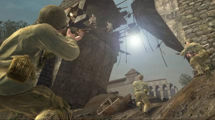 BILD: ACTIVISION aus Call of Duty 3 (Xbox 360).