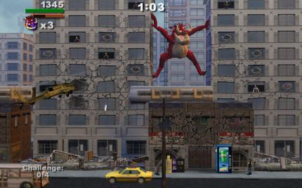 Rampage: Total Destruction - Cheat