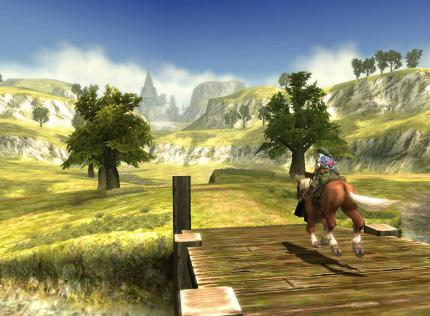 Bild aus The Legend of Zelda: Twilight Princess für Wii
