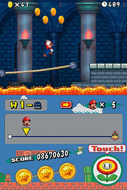New Super Mario Bros - Neuer Modus