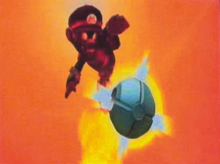 Mario Strikers Charged Football - Cheats