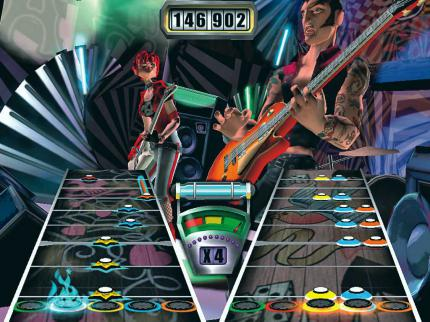 BILD: REDOCTANE aus Guitar Hero 2 (PS2).