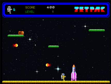 JetPac Refuelled bald als Arcade-Download?