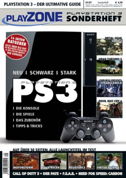 PlayStation 3 - Das Sonderheft