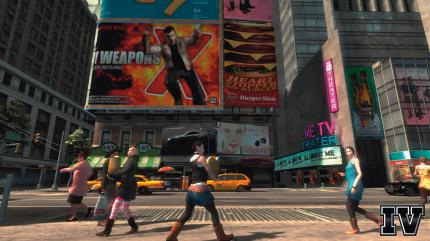Exklusiver Video-Clip aus GTA IV: Hot Dog