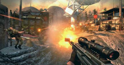 Single-Player Demo zum First-Person-Shooter Frontlines: Fuel of War