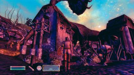 The Elder Scrolls Iv Oblivion Shivering Isles