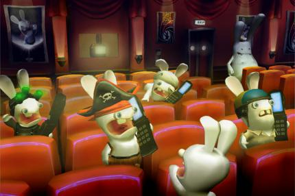 Wahnwitziges Video zu Rayman Raving Rabbids 2 erschienen