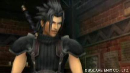 Screenshot aus Crisis Core: Final Fantasy VII