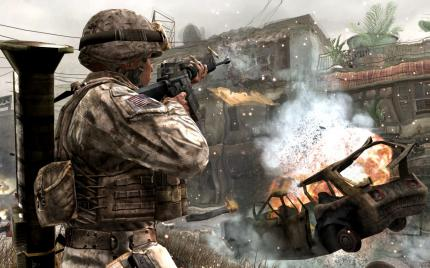 Patch zur PS3-Version von Call of Duty 4 im Anmarsch!