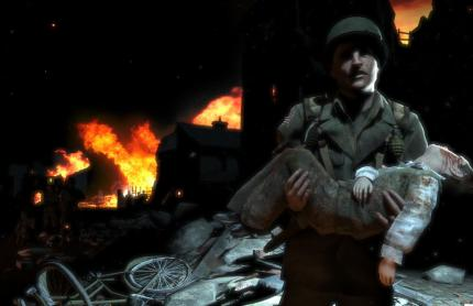5 Minuten Behind-the-Scenes-Material zu Brothers in Arms