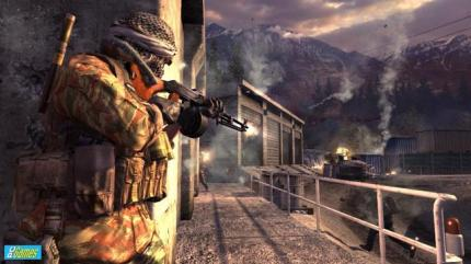 Bild aus Call of Duty 4: Modern Warfare.