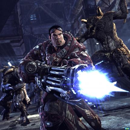 Vier brandneue Screenshots zu Unreal Tournament 3