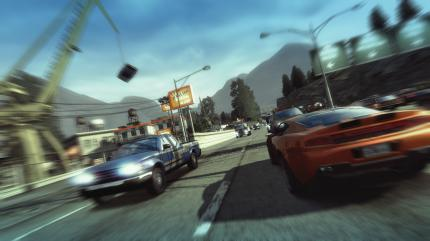 Burnout Paradise ab Donnerstag im Playstation Store!