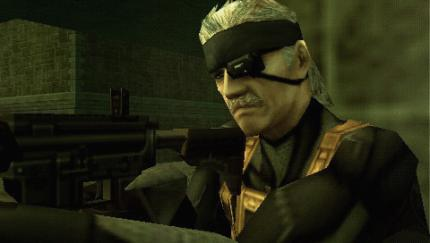 Erste Screenshots zu Metal Gear Solid: Portable Ops Plus