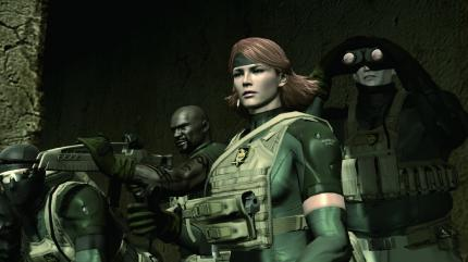 Screenshots aus Metal Gear Solid 4 (1)