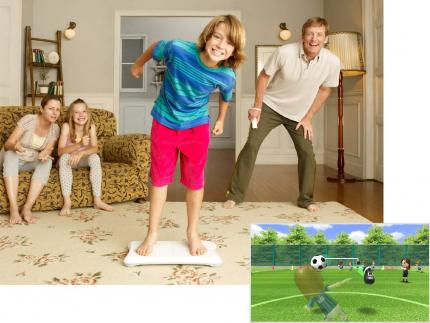 Wii Fitness